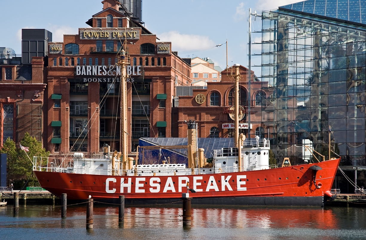 chesapeake lightship wikipedia