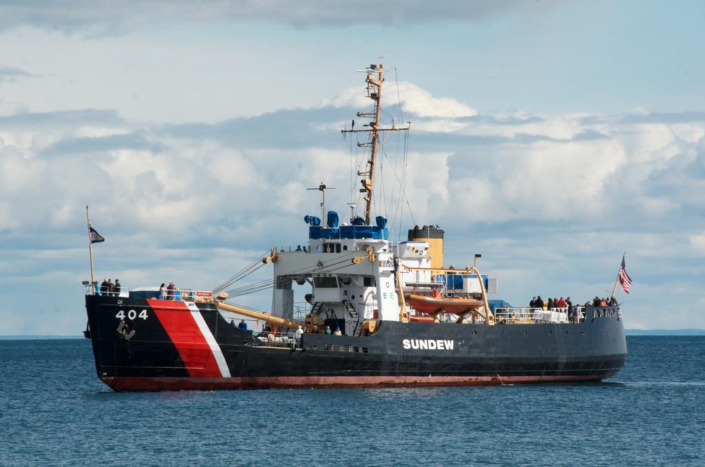 USCGC Sundew (WLB-404)