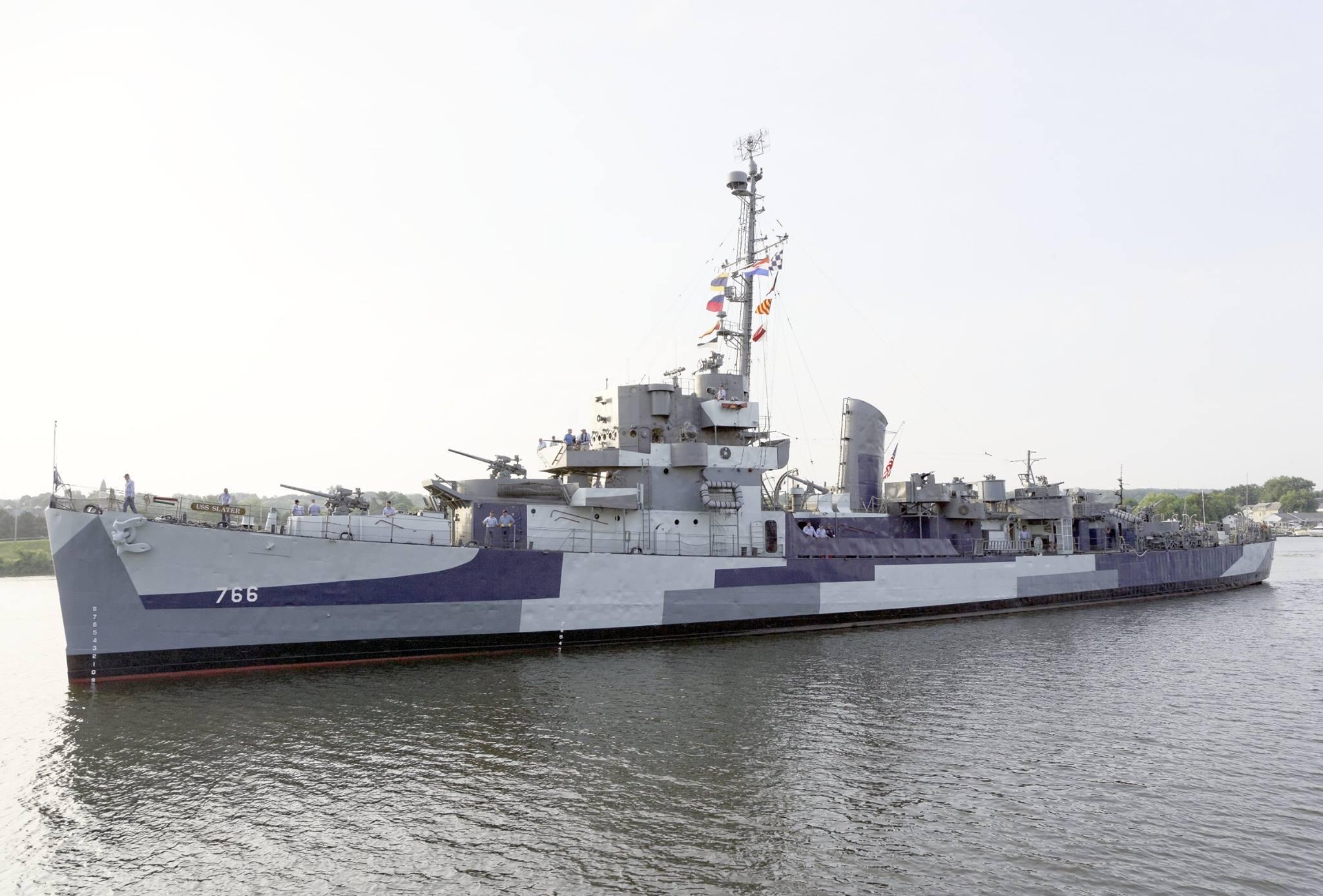 destroyer escort