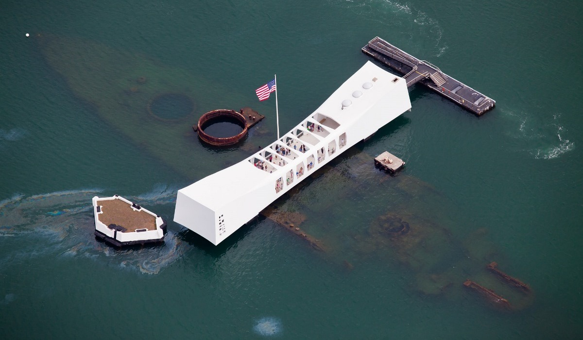 USS Arizona - BB-39