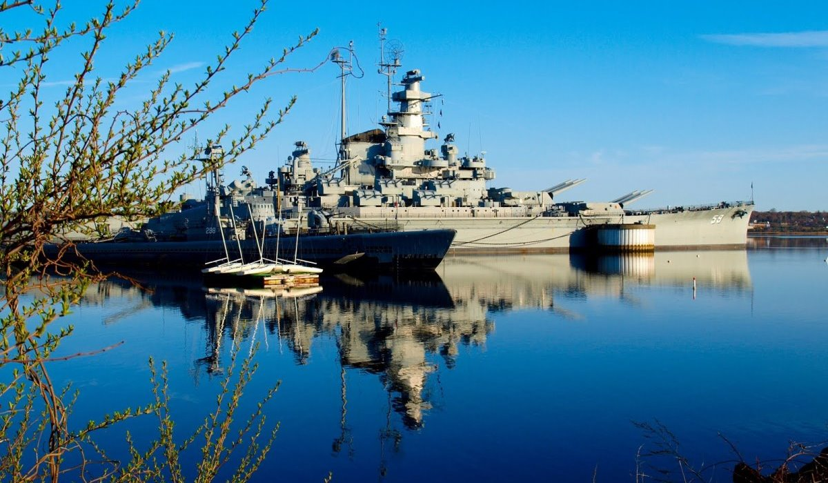 USS Massachusetts - BB-59