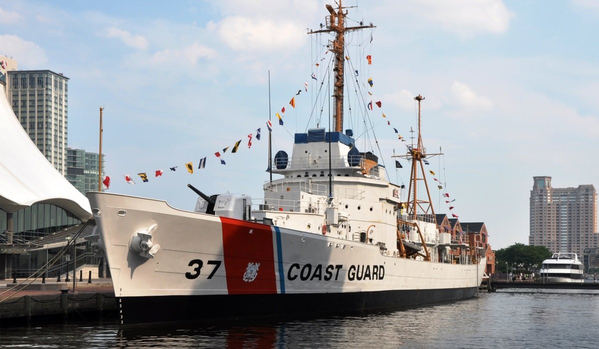 USCGC Taney - WHEC-37