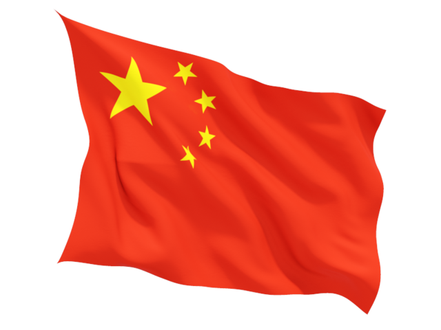 china fluttering flag 640