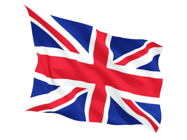 united kingdom fluttering flag 640