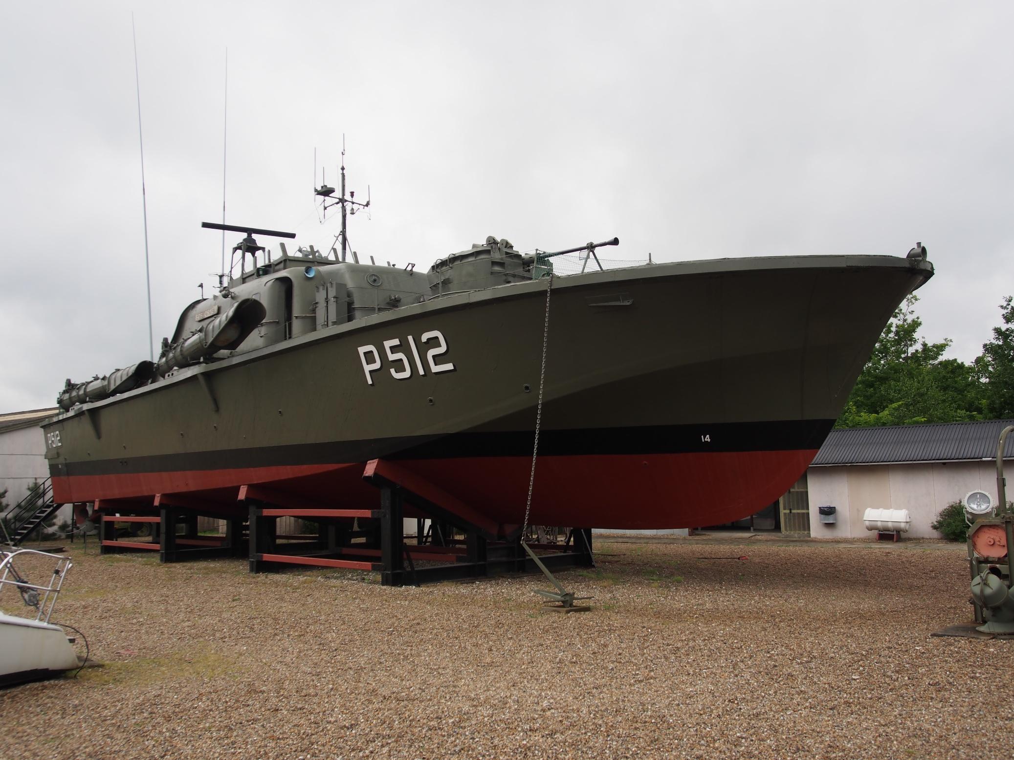 Torpedoboat Søbjørnen