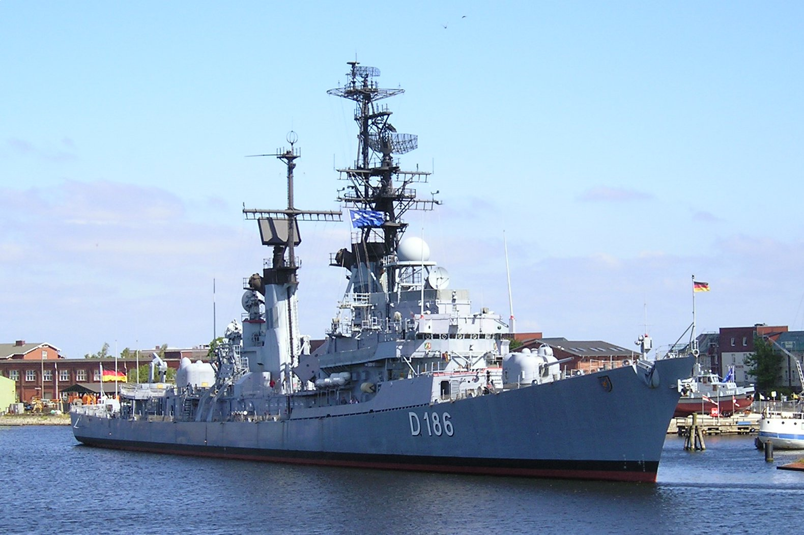 FGS Mölders (D-186)