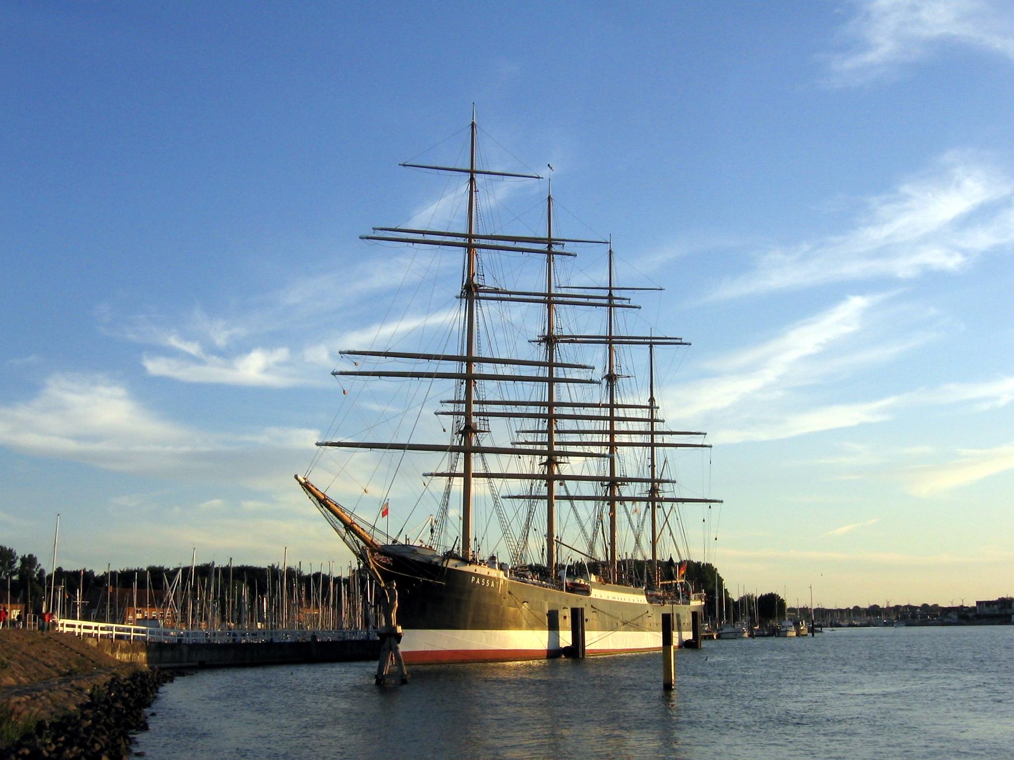 Barque Passat