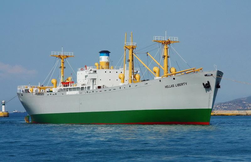 SS Hellas Liberty