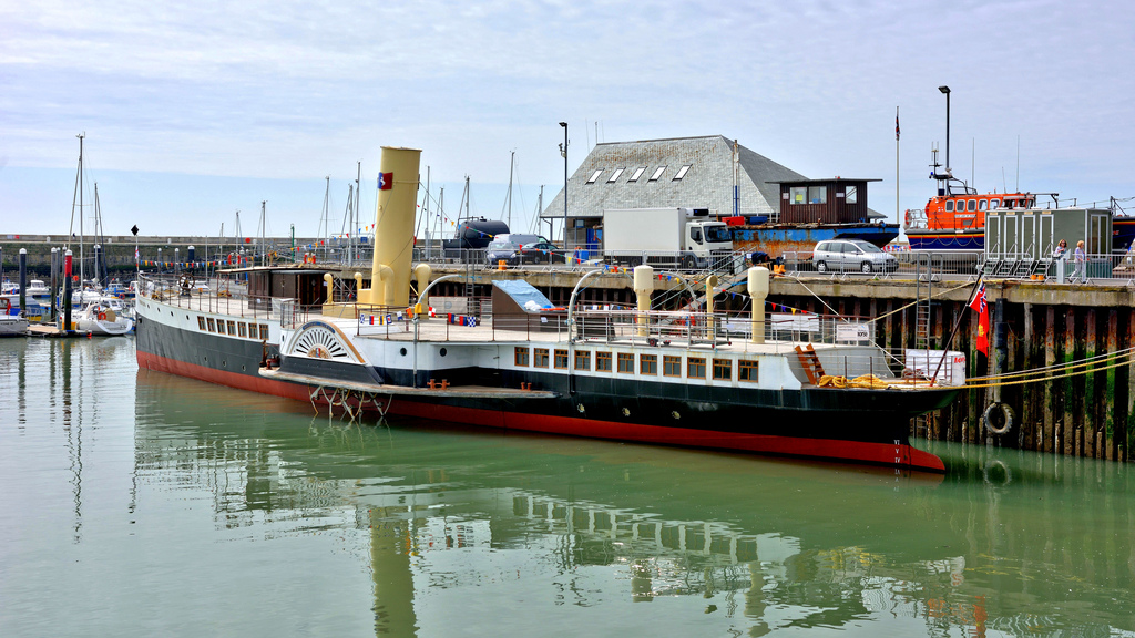 medway queen flickr