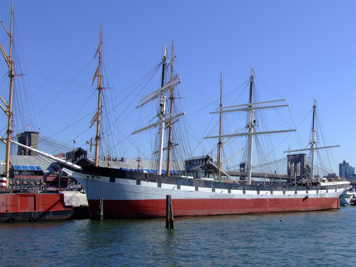 wavertree at south street seaport