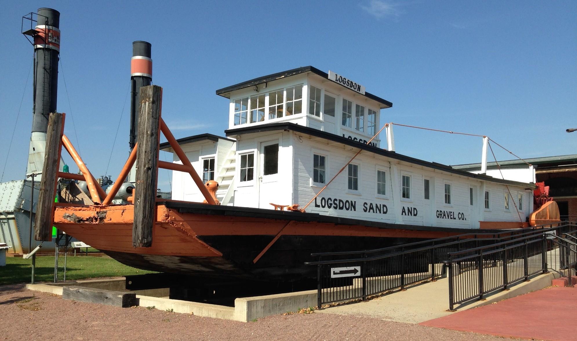 Towboat Logsdon