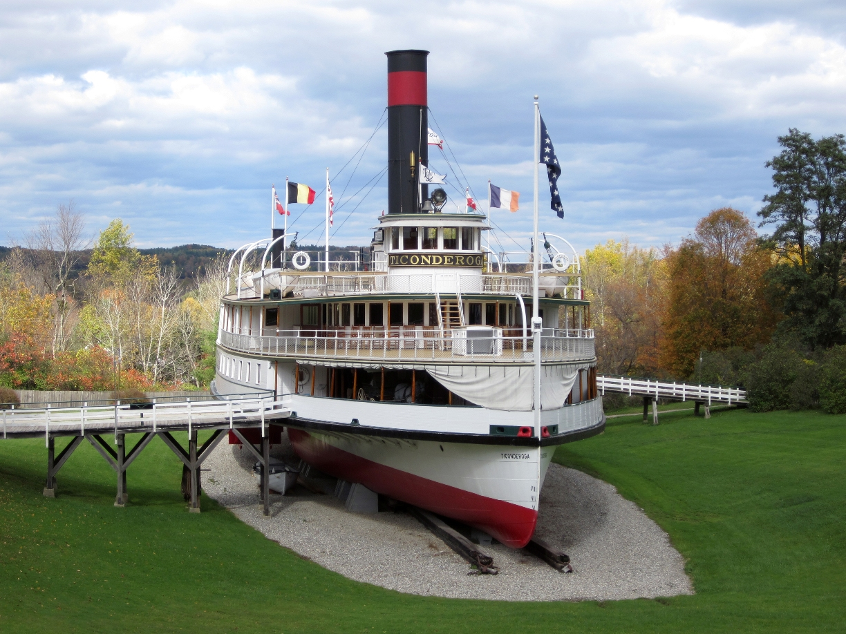 Ticonderoga steamboat wikipedia