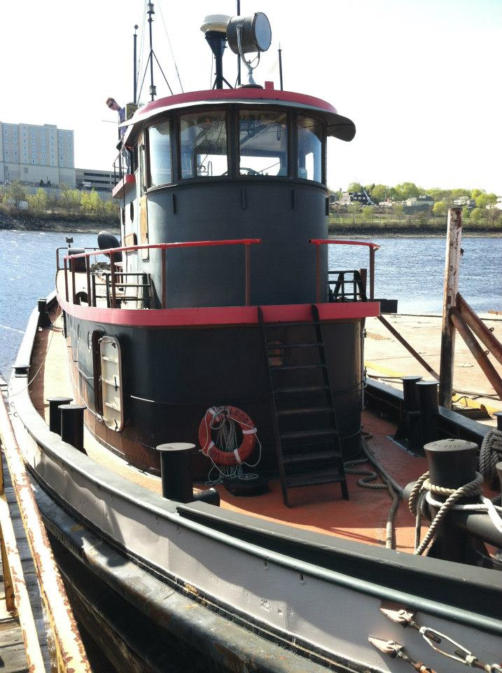 Army Tug Engine Room: Your Most Complete Source For Museum